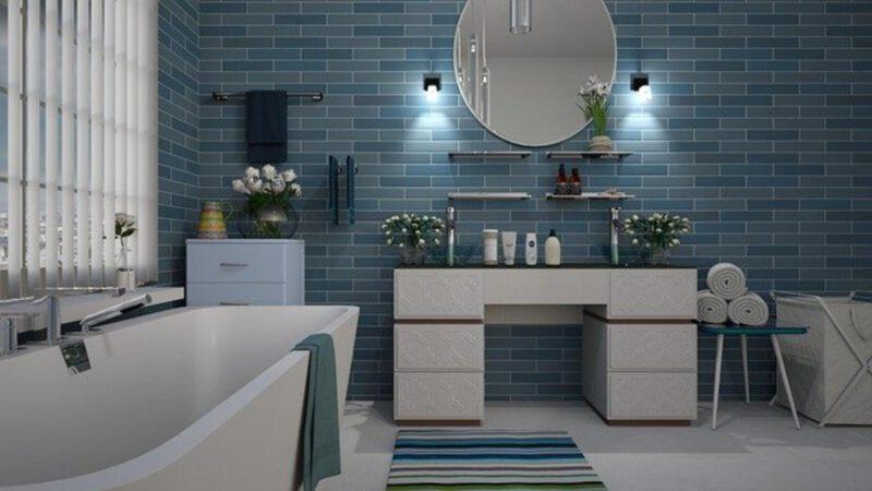 Nowy wystrój łazienki