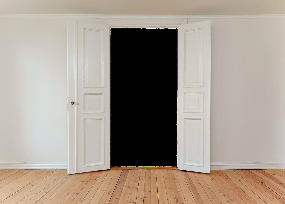 Wielkie dwuskrzydłowe drzwi, czy warto zamontować je w domu?
